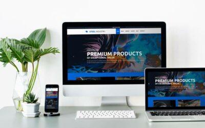 PME dans l'industrie: combien coûte un site internetefficace?